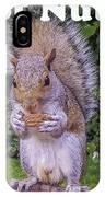 Got Nuts? IPhone Case