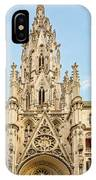 Gothic Cathedral In Havana IPhone Case