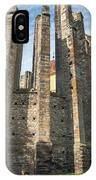 Gothic Cathedral Of Our Lady IPhone Case