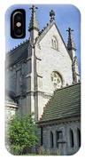 Gothic Chapel, Indianapolis, Indiana IPhone Case