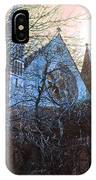 Gothic Church IPhone Case