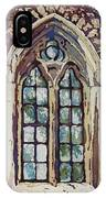 Gothic Window IPhone Case