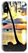 Grabbers Sunset IPhone Case