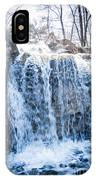 Grace Is A Waterfall IPhone Case