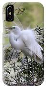 Grace In Nature II IPhone Case