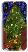 Gracies Christmas Tree IPhone Case