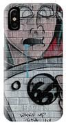 Graffiti 13 IPhone Case
