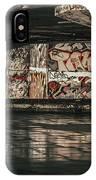 Graffiti - 2016/o/11 IPhone Case