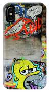 Graffiti 5 IPhone Case