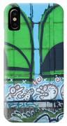Graffiti #5781 IPhone Case
