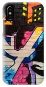 Graffiti 9 IPhone Case