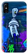 Graffiti Art Nyc 14 IPhone Case