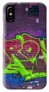 Graffiti Art Nyc 2 IPhone Case