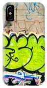 Graffiti Art Nyc 3 IPhone Case
