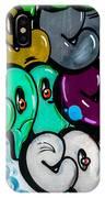 Graffiti Art Nyc 9 IPhone Case
