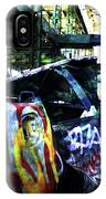 Graffiti Car IPhone Case