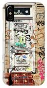 Graffiti Doorway New Orleans IPhone Case