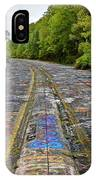 Graffiti Highway, Facing North IPhone Case
