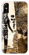 Graffiti Love IPhone Case