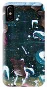Graffiti Peeling IPhone Case