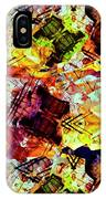 Graffiti Style - Markings On Colors IPhone Case