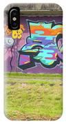 Graffiti Under A Bridge IPhone Case