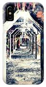 Graffiti Under Bridge IPhone Case