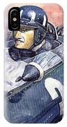 Graham Hill Brm P261 1965 IPhone Case