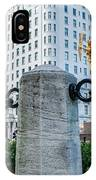 Grand Army Plaza 14 IPhone Case