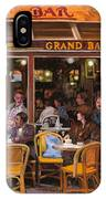 Grand Bar IPhone Case