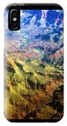 Grand Canyon Aerial View IPhone Case