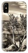 Grand Canyon Lone Tree IPhone Case