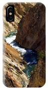 Grand Canyon Of The Yellowstone 1 IPhone Case