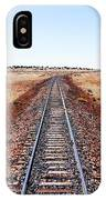 Grand Canyon Railway IPhone Case
