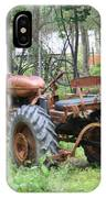 Grand Daddys Tractor IPhone Case