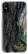 Grandfather Tree. IPhone Case