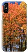 Grandma Red's Woods IPhone Case