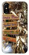 Grandma's Place Get Spoiled Here IPhone Case
