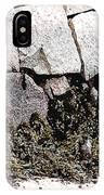 Granite And Seaweed IPhone Case