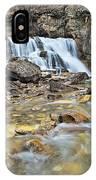 Granite Falls IPhone Case