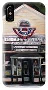 Granville Country Store Front View IPhone Case