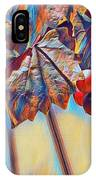Grapevine Art IPhone Case