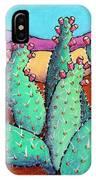 Graphic Cactus IPhone Case