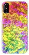 Graphic Rainbow Colorful Garden IPhone Case
