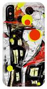 Graphics 1381 IPhone Case