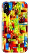 Graphics 1678 IPhone Case