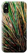 Grass Tussock IPhone Case