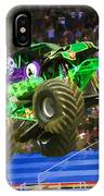 Grave Digger 7 IPhone Case