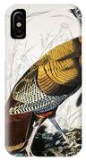 Great American Turkey IPhone Case