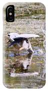 Great Blue Fishing IPhone Case